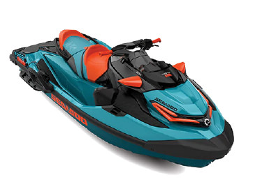 Wake Pro and RXT 230 jet ski for rent Mallorca