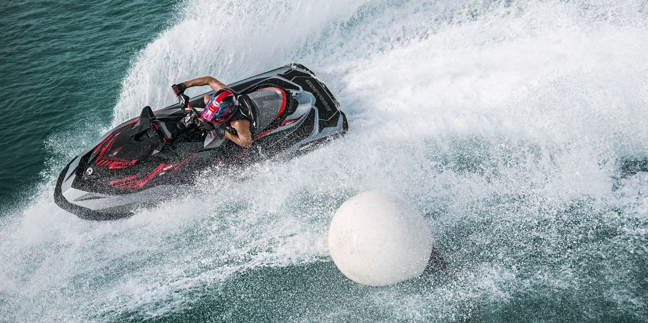 RXP-X 300 Seadoo Jet Ski available in Mallorca with Nauti Parts