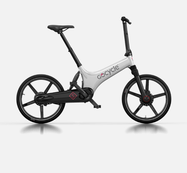 Gocycle GS white and black