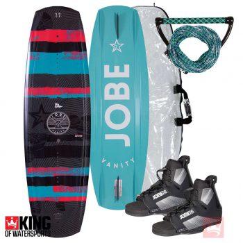 Jobe Vanity Wakeboard Package