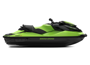 SeaDoo RXP RS 300 Green and Black 2020
