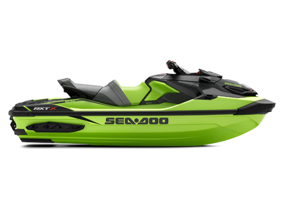 SeaDoo RXT-X RS 300 Green 2020